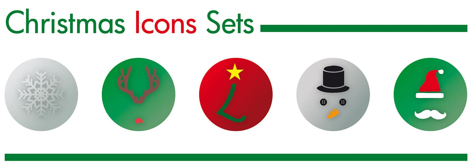 Contest Entry #                                        2                                      for                                         Design 5 Christmas Icons