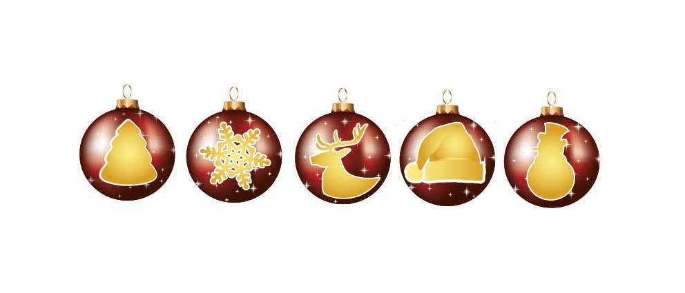 Contest Entry #                                        6                                      for                                         Design 5 Christmas Icons