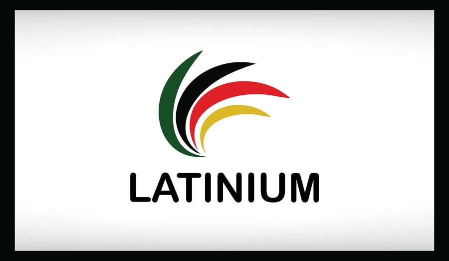 Proposition n°23 du concours Diseñar un logotipo producto LATINIUM