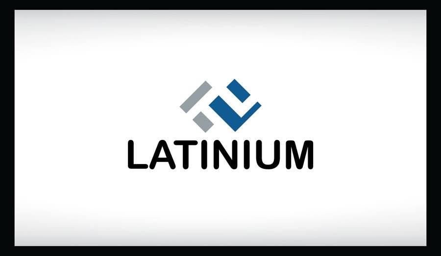 Proposition n°24 du concours Diseñar un logotipo producto LATINIUM