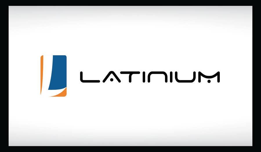 Proposition n°26 du concours Diseñar un logotipo producto LATINIUM