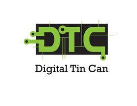 #28 for Design a Logo for Digital Tin Can af Syahriza