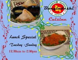 Dwaynebrown834 tarafından Design an Advertisement: Create a Restaurant Lunch Menu için no 1