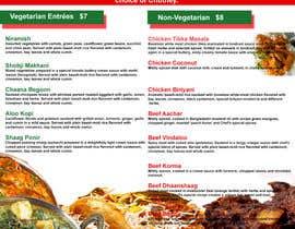 shaziaparveen618 tarafından Design an Advertisement: Create a Restaurant Lunch Menu için no 3
