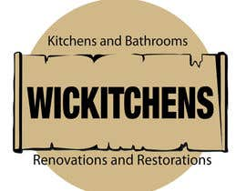 #13 for Design a Logo for Kitchen Remodeling Company by alek2011