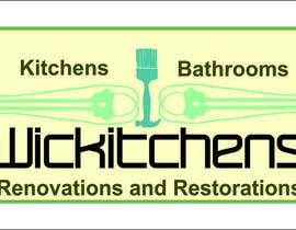 #17 para Design a Logo for Kitchen Remodeling Company por iliemitrea