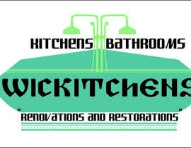#18 para Design a Logo for Kitchen Remodeling Company por iliemitrea
