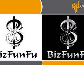 nº 11 pour Design a Logo for BizFunFu Competition. par CasteloGD