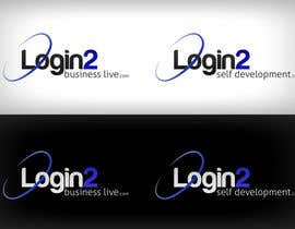 #70 untuk Logo Design for Login2BusinessLive.com ( not yet live) oleh Lozenger