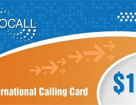 #17 for Prepaid Calling Card Design af jummachangezi
