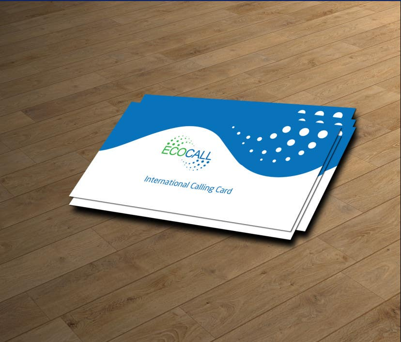 #16 for Prepaid Calling Card Design by Syahriza