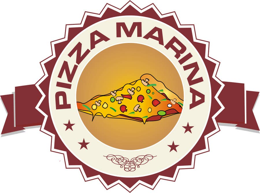 #35 for Design a Logo for pizza shop by shobbypillai