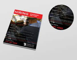#22 for Easy HIRING Flyer - Picture Supplied by ibhet