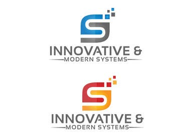 #189 for Design a Logo for Innovative & Modern Systems by rraja14
