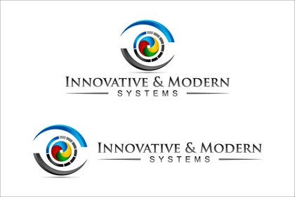 #168 for Design a Logo for Innovative & Modern Systems by Asifrbraj