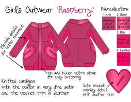#13 for Design some Kids Outerwear by salutyte