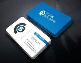 Nro 51 kilpailuun Business Card - Clean Solutions käyttäjältä OviRaj35