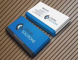 fariatanni tarafından Business Card - Clean Solutions için no 15