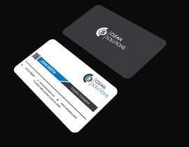 Nro 95 kilpailuun Business Card - Clean Solutions käyttäjältä chowdhuryf0