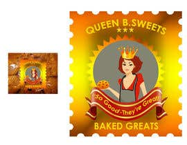#39 cho Create Print and Packaging Designs for baked deserts label bởi JARRDESIGN