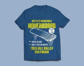 Nro 21 kilpailuun Need a Back to the Future tshirt käyttäjältä visvajitsinh