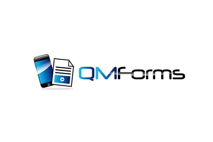 Inscrição nº                                         55                                      do Concurso para                                         Logo Design for QMForms