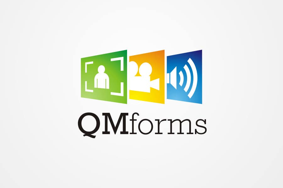 Inscrição nº                                         30                                      do Concurso para                                         Logo Design for QMForms