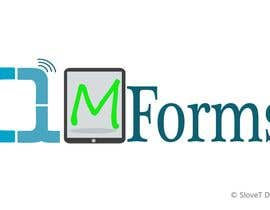 #42 para Logo Design for QMForms de slovetest