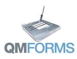 #40 para Logo Design for QMForms de Djdesign