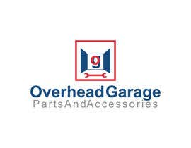 ibed05 tarafından Design a Logo for A Online Garage Door Parts Store için no 17