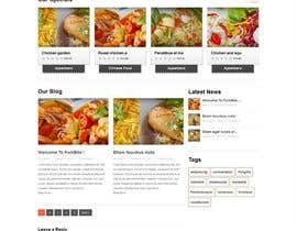 samitalways4u tarafından wordpress cooking Website using plugin için no 25