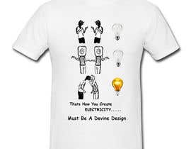 #9 for Design a T-Shirt for Devine Design af sunily2k
