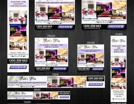 Nro 21 kilpailuun Design 9 Website Banners käyttäjältä wwwshivi