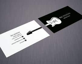 Nro 89 kilpailuun Design some Business Cards käyttäjältä fariatanni