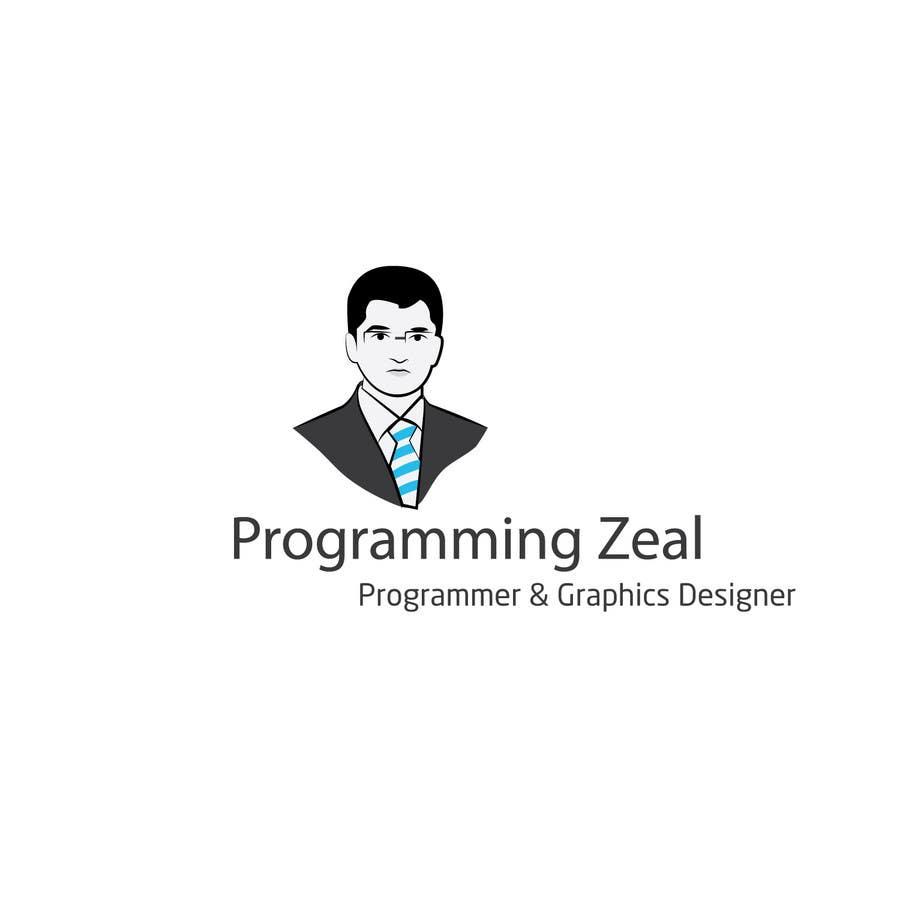 Graphic Design for I need a logo to be designed for my website and myself programmingzeal & design için 2 numaralı Yarışma Girdisi