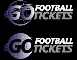 #30 para I need logo improved for a football ticketing website por martnavia