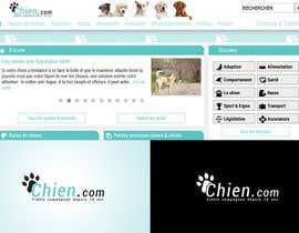 Nro 41 kilpailuun Design a (simple) logo for an editorial website about dogs käyttäjältä mmpi