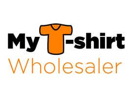 #6 para Design a Logo for a T-shirt wholesale website por danadanieladana