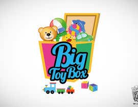 #177 for Design a logo for online kids toy shop by Arts360