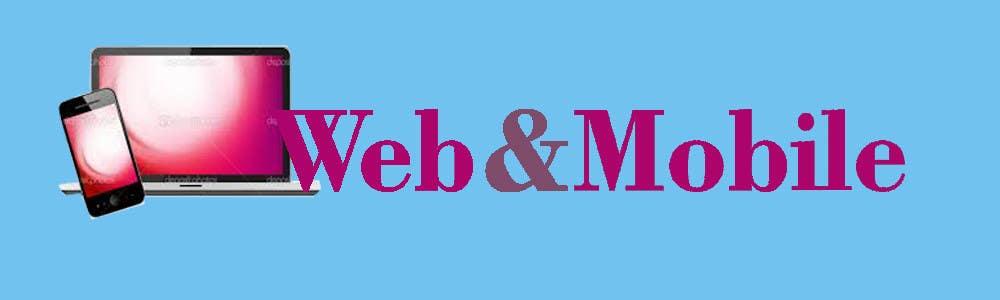 Kilpailutyö #55 kilpailussa Design a Logo for : Web & Mobile