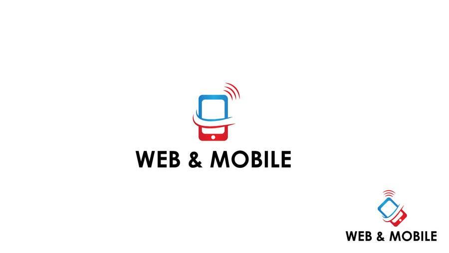 Kilpailutyö #67 kilpailussa Design a Logo for : Web & Mobile