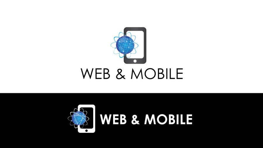 Kilpailutyö #81 kilpailussa Design a Logo for : Web & Mobile