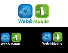 Nro 95 kilpailuun Design a Logo for : Web & Mobile käyttäjältä pipra99