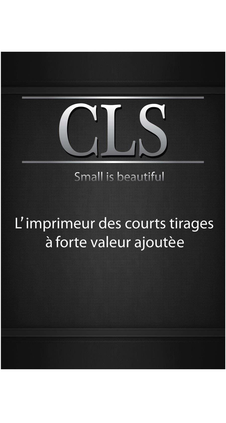 Kilpailutyö #14 kilpailussa Graphic design for CLS mobile site