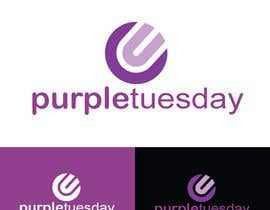 #59 untuk Design a Logo for Purple Tuesday oleh Azaerus