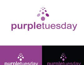 #60 untuk Design a Logo for Purple Tuesday oleh Azaerus