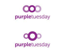 #61 untuk Design a Logo for Purple Tuesday oleh Katace