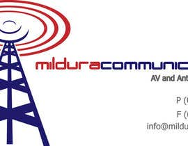 #5 для Graphic Design for Mildura Communications от OragamiArtwork