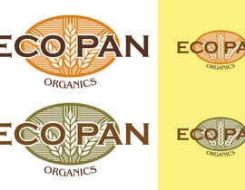 #31 for Diseñar un logotipo for eco pan organics af FerMartz