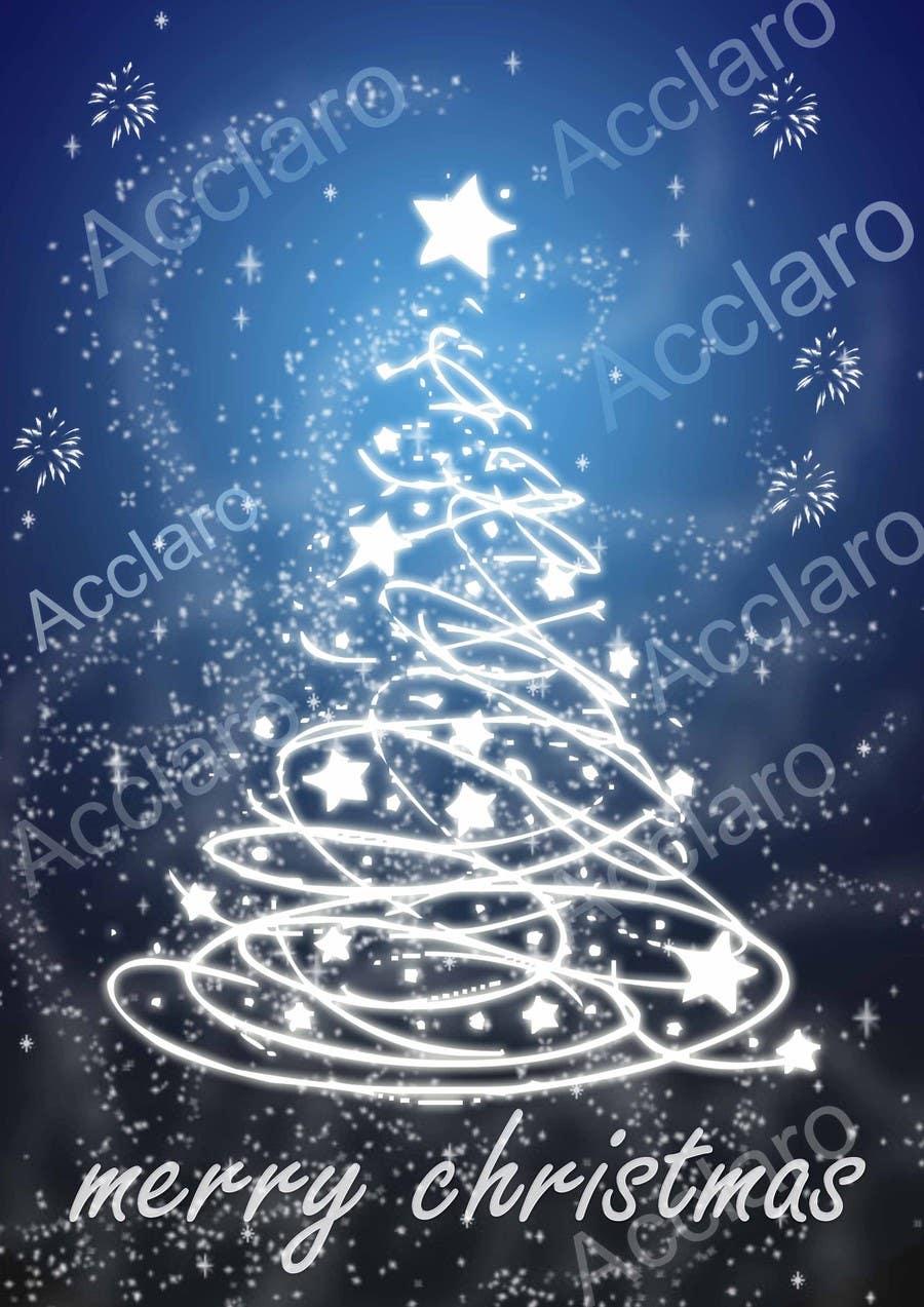 Inscrição nº 112 do Concurso para Christmas card